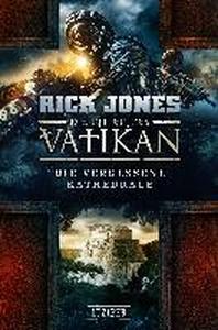 DIE VERGESSENE KATHEDRALE (Die Ritter des Vatikan 7)