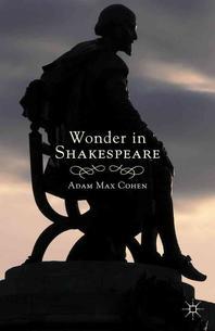 Wonder in Shakespeare