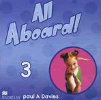 ALL ABOARD. 3(CD 1장)