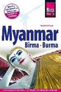Reise Know-How Myanmar, Birma, Burma