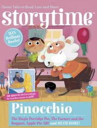 STORYTIME #8: Pinocchio