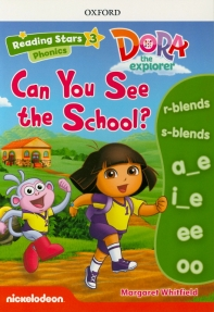 DORA the Explorer Ponics. 3: Can You See the School?