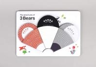 The Adventures Of 3 Bears /Anglais