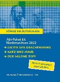 Abitur  Deutsch Niedersachsen 2022 EA - Koenigs Erlaeuterungen-Paket