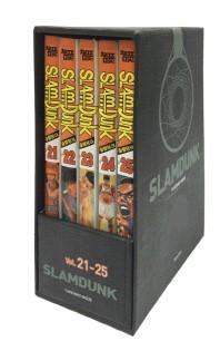 슬램덩크 오리지널 박스판 세트(21-25권)