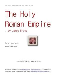 신성로마제국.The Holy Roman Empire