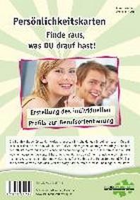 """Persoenlichkeitskarten """"Finde raus, was DU drauf hast!"""""""