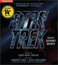 Star Trek(Movie tie-in unabridged ed)