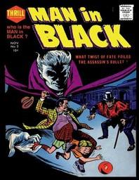Man in Black #2
