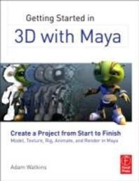 Getting Started in 3D with Maya