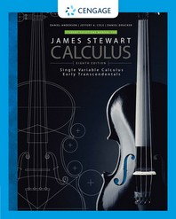 Student Solutions Manual for Stewart's Single Variable Calculus