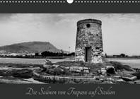 Die Salinen von Trapani auf Sizilien (Wandkalender 2021 DIN A3 quer)