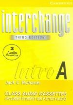 Interchange Intro A (Cassette Tape 2개)(3rd ed.)
