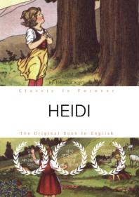 HEIDI - 알프스 소녀 하이디 (영문원서)