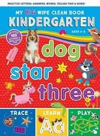 My Big Wipe Clean Kindergarten