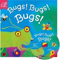 노부영 송 애니메이션 세이펜 Bugs! Bugs! Bugs! (원서 & CD)