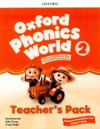 Oxford Phonics World: Level 2: Teacher's Pack Sort Vowels
