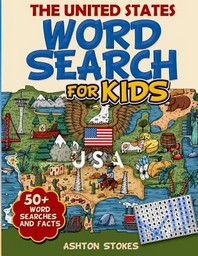 The United States Word Search For Kids