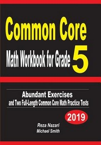 Common Core Math Workbook for Grade 5