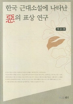 한국 근대소설에 나타난 악의 표상 연구