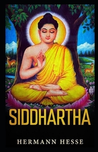 Siddhartha by Herman Hesse illustrated edition