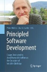 Principled Software Development