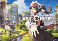 라스트오리진 아트북(The Art of Last Origin)Vol. 1