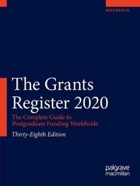 The Grants Register 2020