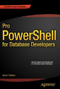 Pro Powershell for Database Developers