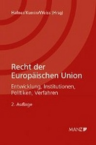 Recht der Europaeischen Union