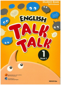 English Talk Talk. 1(Book. 3)