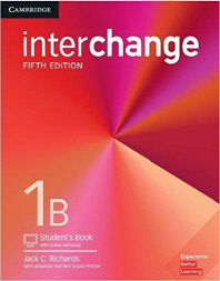 Interchange. 1B SB