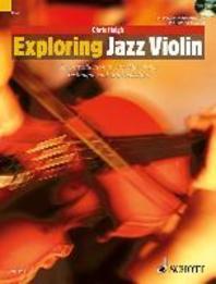 Exploring Jazz Violin [With CD (Audio)]