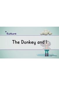 The Donkey and I