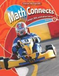 Math Connects : Concepts, Skills, and Problems Solving, Course 1