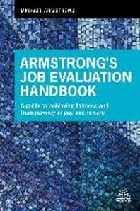 Armstrong's Job Evaluation Handbook