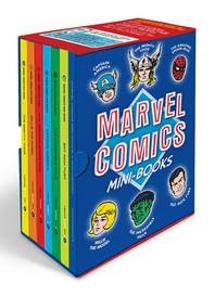 Marvel Comics Mini-Books Collectible Boxed Set