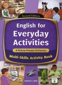 English for Everyday Activities(Multi Skills Activity Book)
