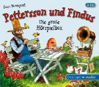 Die grosse Hoerspielbox von Pettersson und Findus (3 CD)