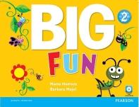 Big Fun 2 Student Book w/CD-ROM