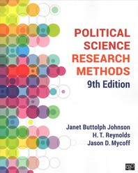 Political Science Research Methods, 9/E(Paperback)