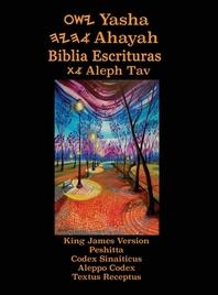 Yasha Ahayah Biblia Escrituras Aleph Tav (Spanish Edition YASAT Study Bible)
