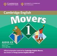 CAMBRIDGE MOVERS. 1(CD)