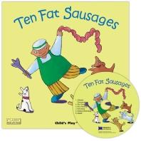 노부영 마더구스 세이펜 Ten Fat Sausages (Paperback+CD)