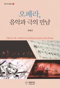 오페라, 음악과 극의 만남