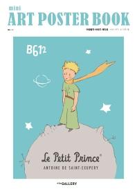 어린왕자 아트포스터북 비비드 에디션(A4)