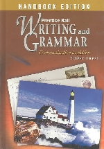 Prentice Hall Writing and Grammar Handbook Grade 8 Student Edition 1st Edition