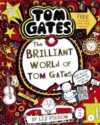 Tom Gates 1: Brilliant World Of Tom Gates