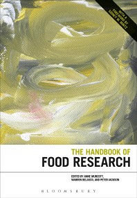 The Handbook of Food Research