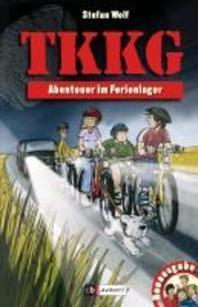 TKKG Band 09. Abenteuer im Ferienlager
